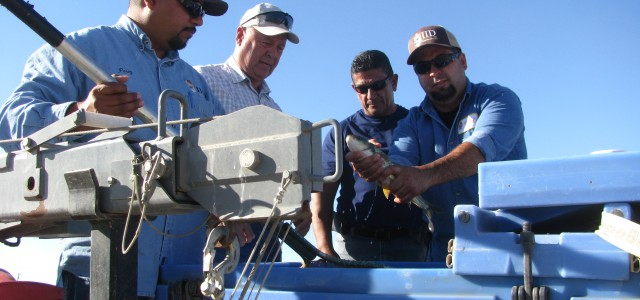 Grass Carp Now Stocked in Yuma Main Canal